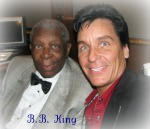 With Legend B.B. King
