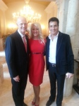 Florida Governor Rick Scott and Angel and Todd