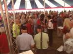 Honoring Veterans at Tent Revival of America