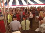 Honoring Veterans at Tent Revival of America