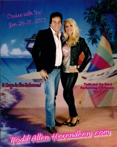 Cruise with us Jan 26-31, 2015 to the Bahamas!